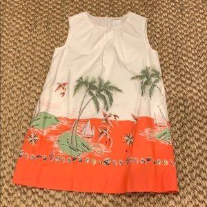 Crewcuts cotton dress. Size 5
